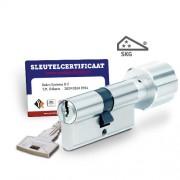 Zylinderschloss Wavy Line Pro Knaufzylinder SKG3
