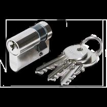 Zylinderschloss Abus E50 Halbzylinder