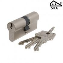 Zylinderschloss Abus E60 Doppelzylinder SKG2
